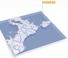 3d view of Dumaran
