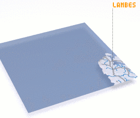 3d view of Lambes