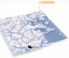 3d view of Congnong