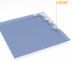 3d view of Liozon