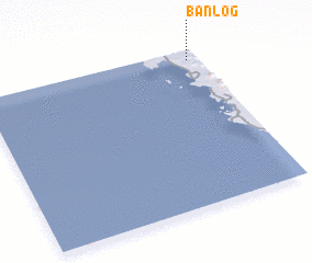 3d view of Banlog