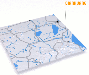 3d view of Qianhuang