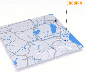 3d view of Caoqiao