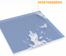 3d view of Negative Barrio