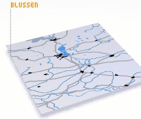 3d view of Blüssen