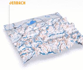 3d view of Jenbach