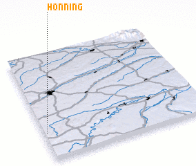 3d view of Hönning