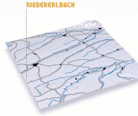 3d view of Niedererlbach