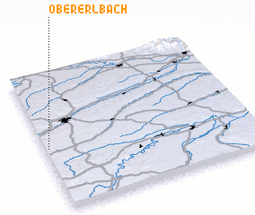 3d view of Obererlbach