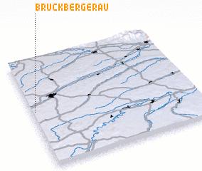 3d view of Bruckbergerau