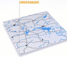 3d view of Simonshagen