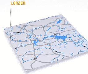 3d view of Lenzen