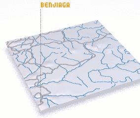 3d view of Benjiaga