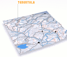 3d view of Terontola