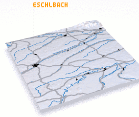 3d view of Eschlbach