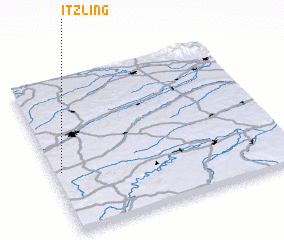 3d view of Itzling