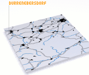 3d view of Dürrenebersdorf