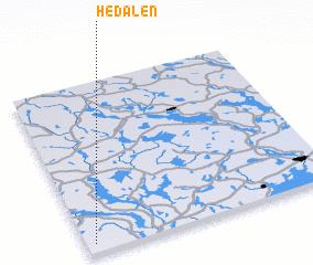3d view of Hedalen