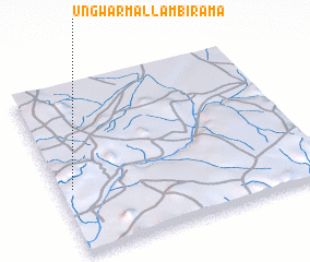 3d view of Ungwar Mallam Birama