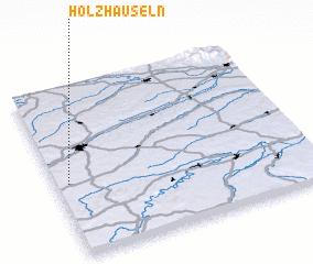 3d view of Holzhäuseln
