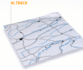 3d view of Altbach
