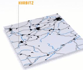 3d view of Kürbitz