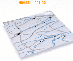 3d view of Großwimpasing