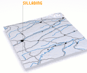 3d view of Sillading