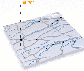 3d view of Holzen