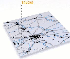 3d view of Taucha