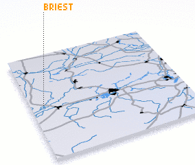 3d view of Briest