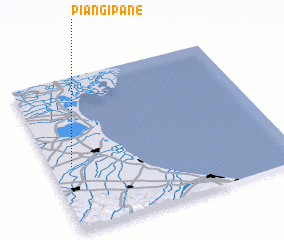3d view of Piangipane