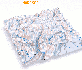 3d view of Mareson