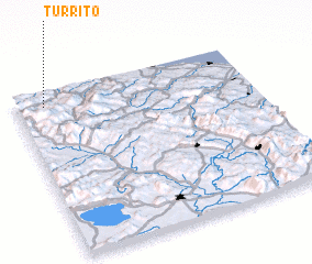 3d view of Turrito