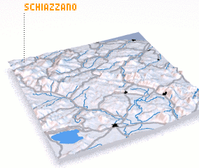 3d view of Schiazzano