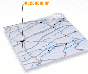 3d view of Oberbachham