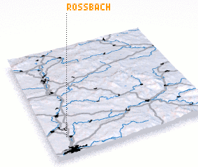 3d view of Roßbach
