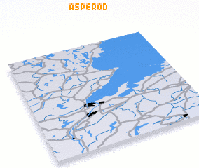 3d view of Äsperöd