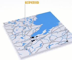 3d view of Äsperöd