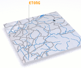 3d view of Étong