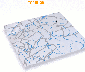 3d view of Éfoulan II