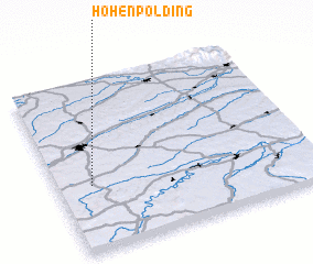 3d view of Hohenpolding