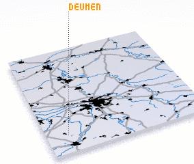 3d view of Deumen