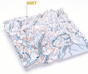 3d view of Dont