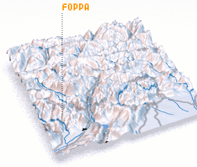 3d view of Foppa