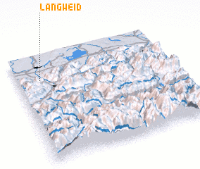3d view of Langweid