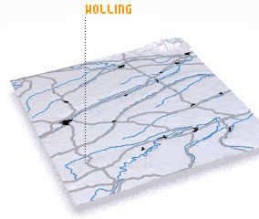 3d view of Wölling