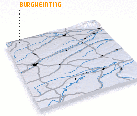 3d view of Burgweinting