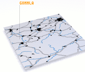 3d view of Gommla