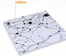 3d view of Gommla